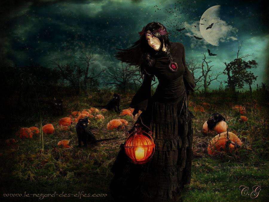 Samhain pagan holiday