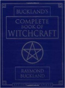Wicca book - buckland