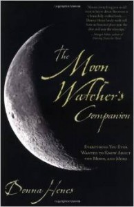 Wicca book - moon watchers companion