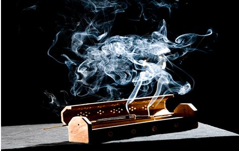 simple incense wishing spell