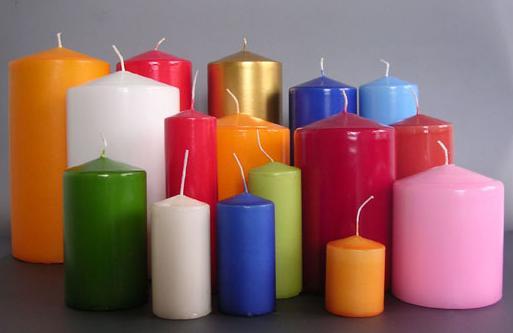 candle magick colour correspondences