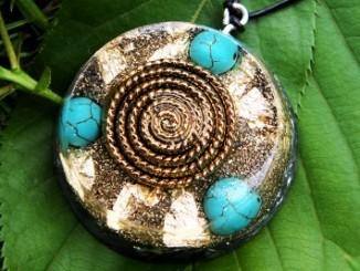 turquoise orgonite2
