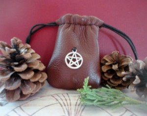 Wiccan pouch