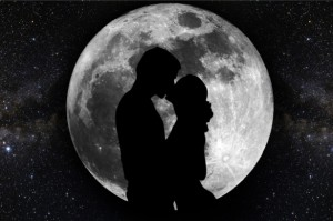 Full moon love spell wicca