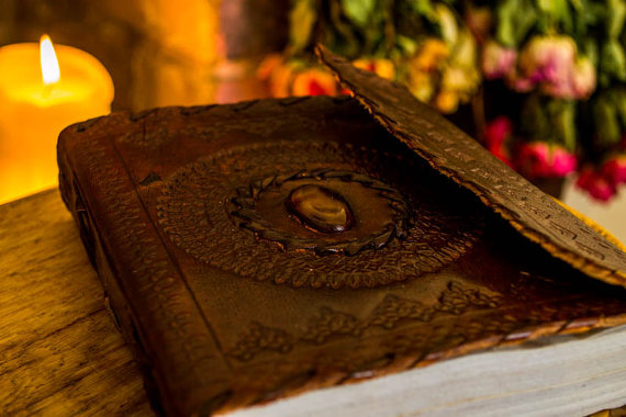Book of Shadows Blessing - Wiccan Spells