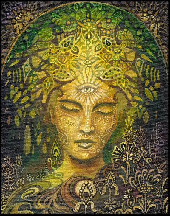 The Lady S Prayer Goddess Prayer Wiccan Spells