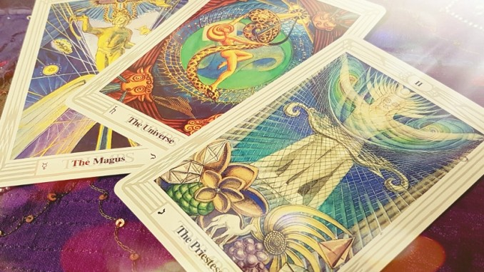 tarot magick where to begin