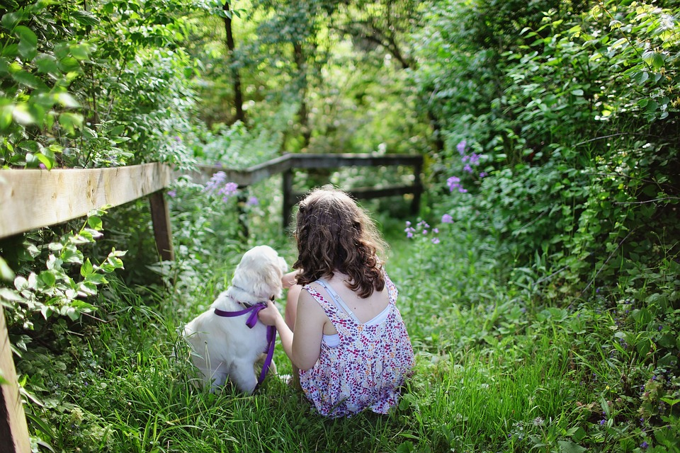 magick for kids - pet blessing