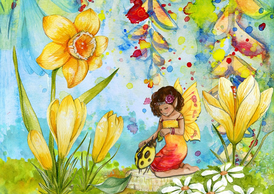 fairy magick for kids