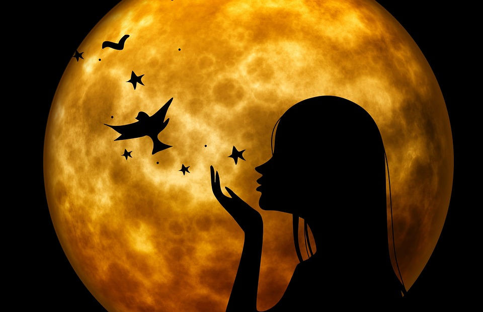 lady luck full moon spell