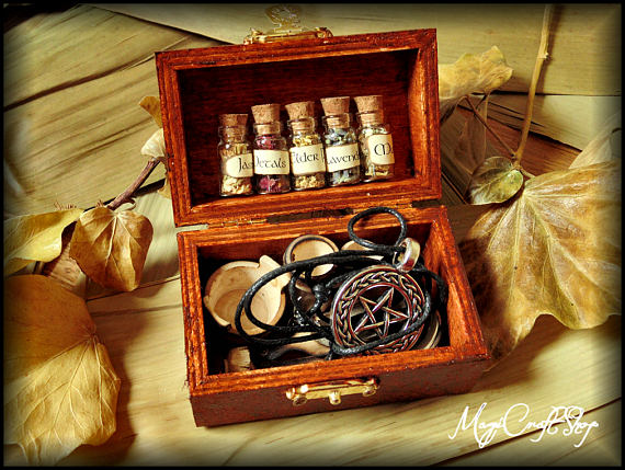becoming a witch -tools