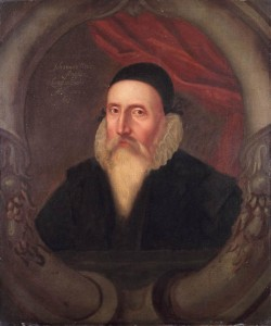 real witch - john dee