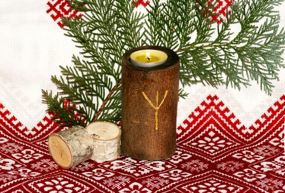 rune magick algiz