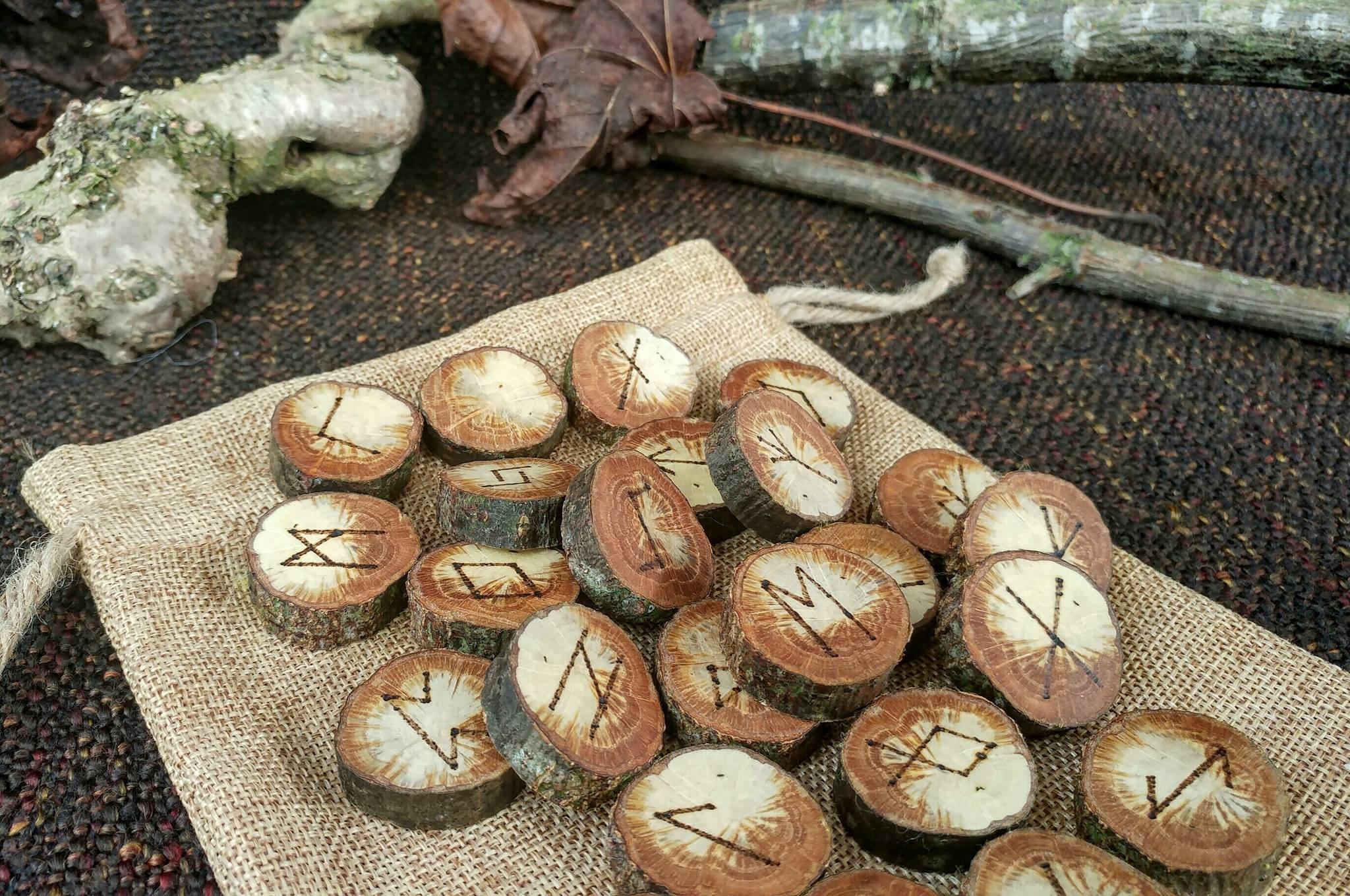 Working With Rune Magick Wiccan Spells