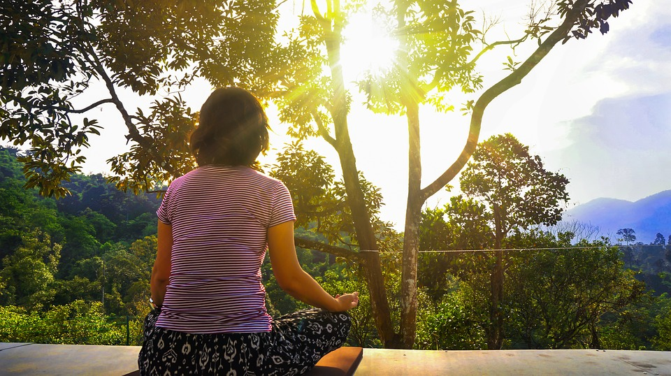 wiccan meditation