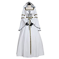 Elegant Enchantress Pagan Wedding Dress
