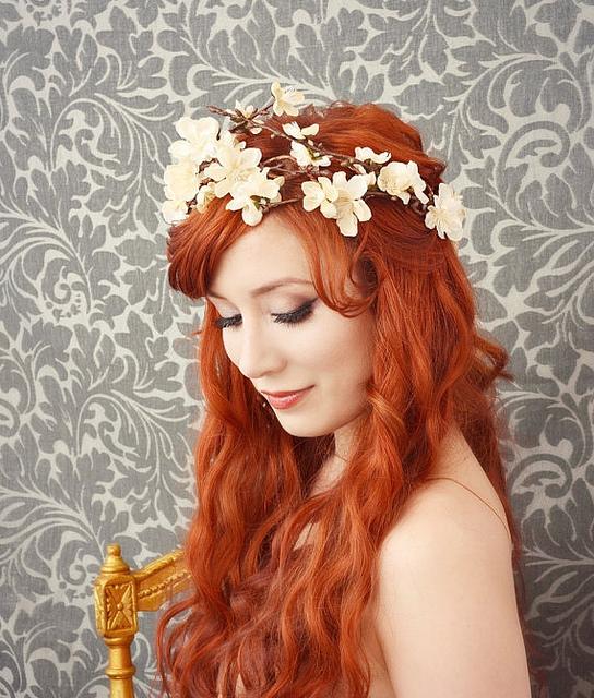 Pagan wedding dress style - Bohemian - Gardens of whimsy