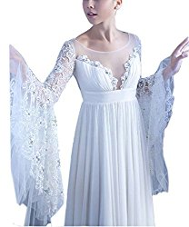 4 beautiful pagan wedding dress themes wiccan spells pixie princess pagan wedding dress junglespirit Gallery