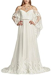 Spirited Artist Pagan Wedding Dress