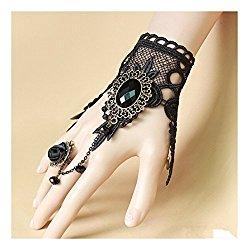 Wrist cuff Pagan Wedding Dress