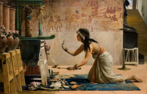 wicca gods and goddesses - egyptian