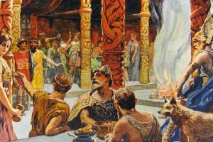 wicca gods goddesses - norse - valhalla
