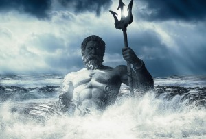 wiccan gods and godesses - poseidon
