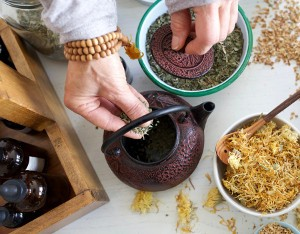 pagan gift - herbal class