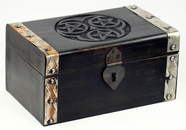 prosperity treasure chest spell