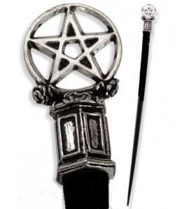 wiccan wand - allwicca