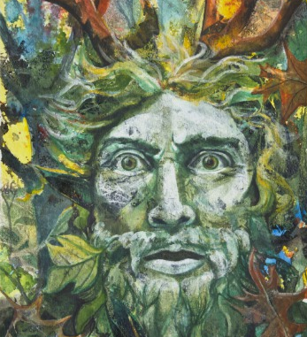 mabon green man