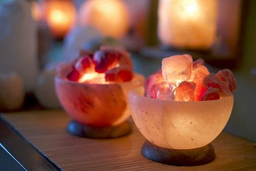 Himalayan salt serenity bowls