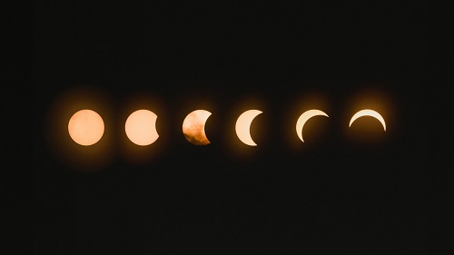 wiccan religion - moon phases