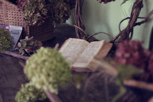 wiccan religious books