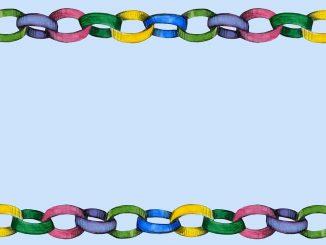 paper chain spell to break a habit