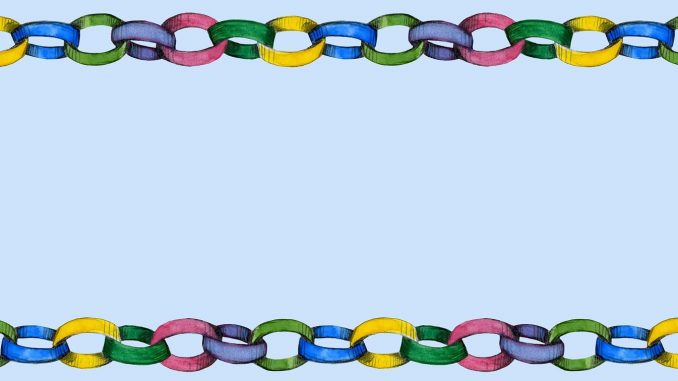 paper chain spell to break a habit
