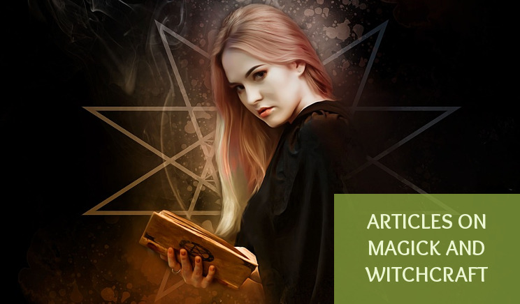 Articles on Magick and Witchcraft