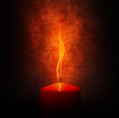 A Red Candle Love Spell - Wiccan Spells