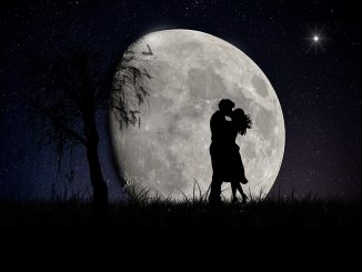 waxing moon love spell