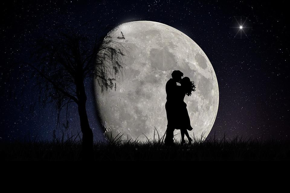 waxing moon love spell