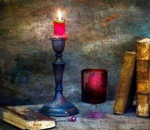 self esteem candle spell 2