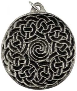 transformation wiccan necklace