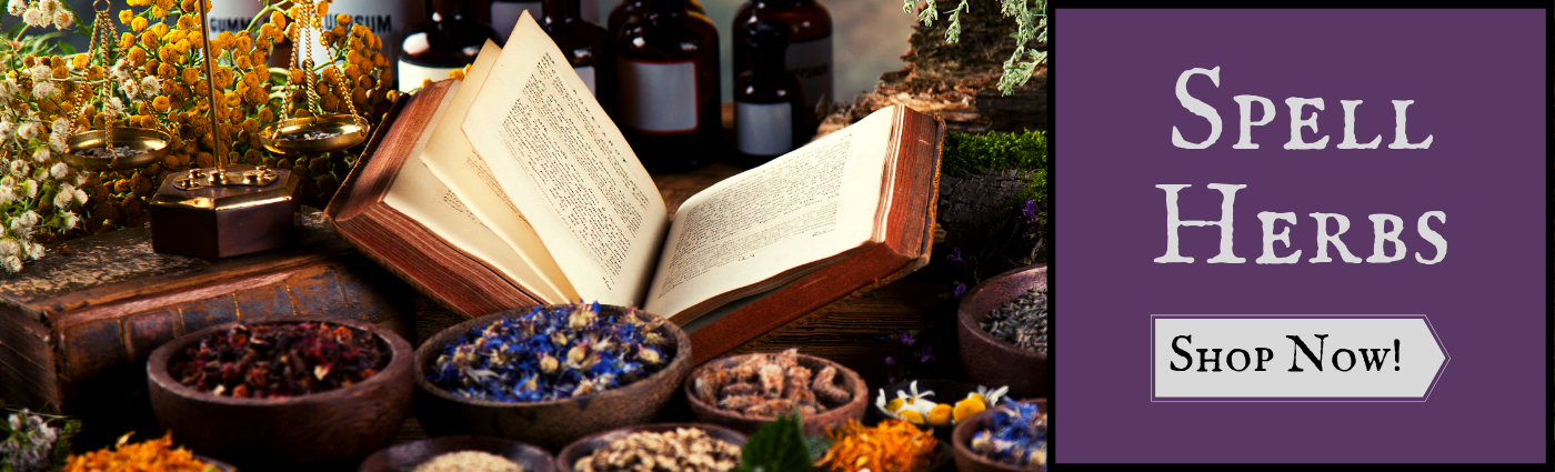 The Magick Of Sage - Wiccan Spells