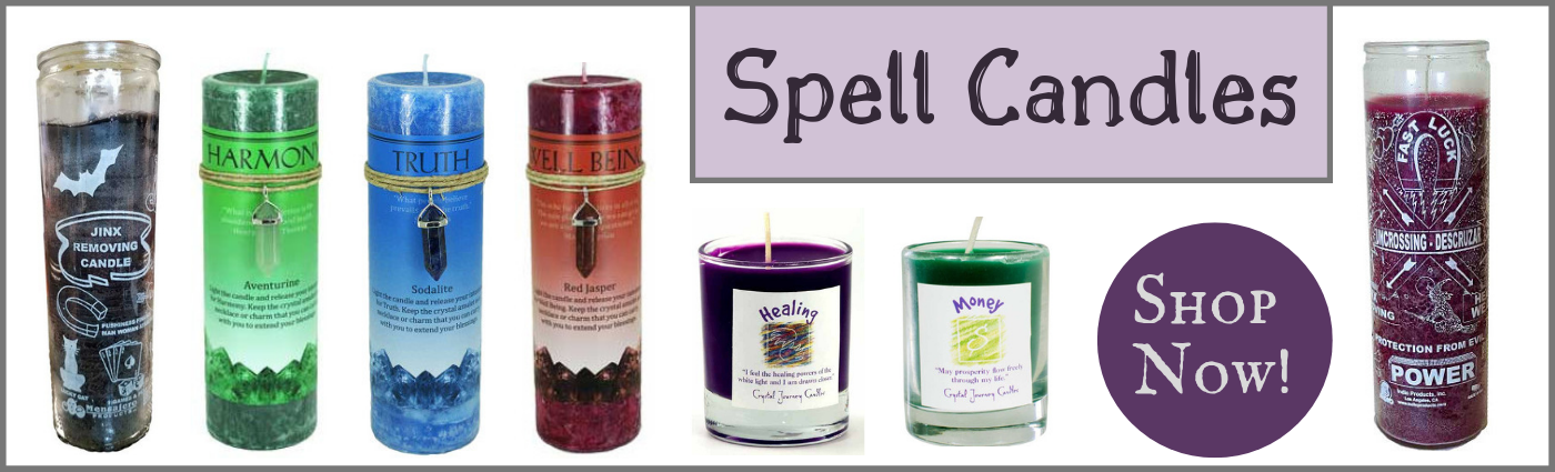 Candle Magick - Which Colours? - Wiccan Spells